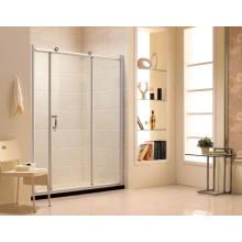 R11 Slide porta temperado vidro chuveiro chuveiro telas