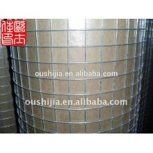 Treillis métallique galvanisé et treillis métallique et treillis en béton galvanisé