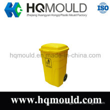 Plastic Injection Dustbin Mould for Outdoor