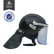 Полицейский защитный шлем с высоким сопротивлением