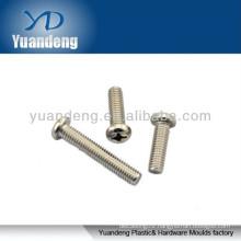 stainless steel philips pan head screws / M5 philips pan head screws
