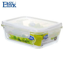 28 oz Glass Meal Prep Best Food Storage Containers Private Label