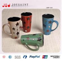 New Porcelain Glazed Mug for Daily Use
