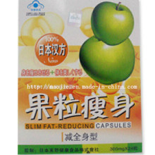 Weight Loss Fruit Slimming Capsule