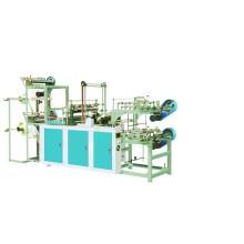 Machine de fabrication automatique de sacs poubelle