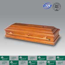 Австралийский стиль дешевые деревянные похорон гроб & Casket_China шкатулка производств