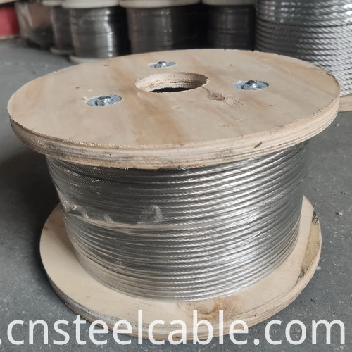 Stainless Steel Wire Strand 004