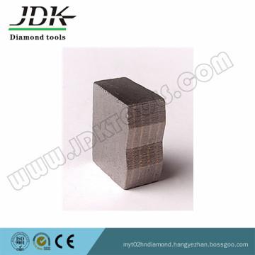 M Shape Diamond Segment for Granite Cutting