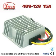 Convertidor 8VDC a 12VDC 15A 180W DC-DC con IP68 a prueba de agua