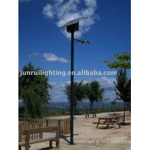 luz de rua de energia solar, luz de led recarregável, energia poupar
