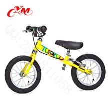 Alibaba billige Fahrt auf Spielzeug Kinder Balance Fahrrad / cool kein Pedal Balance Fahrrad für 2 Jahre alt Kinder / Großhandel Balance Fahrrad V Bremse