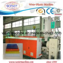 Sj-65/33 Plastic Expositora de tubos de plástico
