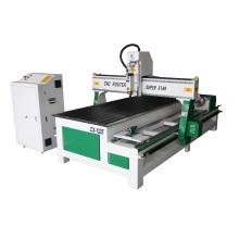 Máquina cnc de 4 eixos com rotativo lateral