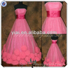 PP2718 Newest Beaded Ball Gowns Red Formal Evening Gowns