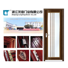 Modern Design Aluminium Bathroom Door