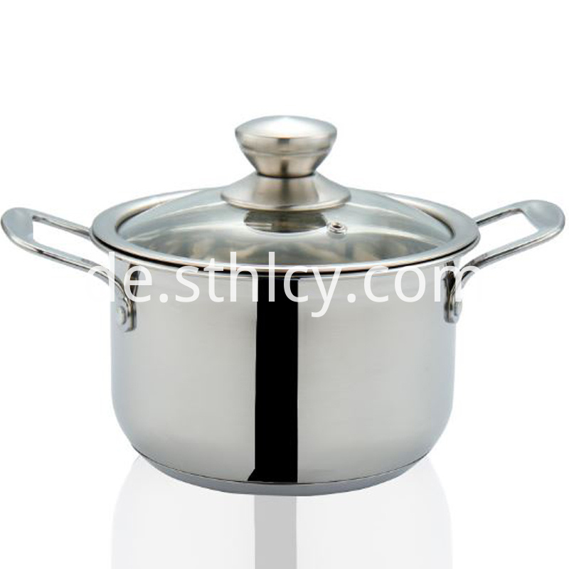 Mini Steaming Soup Pot