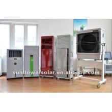 Climatiseur solaire Climatiseur solaire à paroi pour maisons