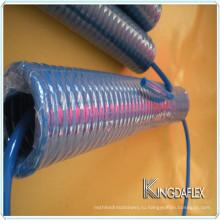 ПУ пневматический полиуретан нейлона PA 6mm пластичная Спиральн шланг для грузовик