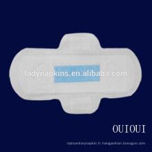 Nouvelle technologie propre marque fabricant de serviettes hygiéniques hôpital