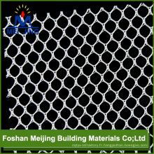 filet de plastique de mosaïque de polyester de qualité supérieure