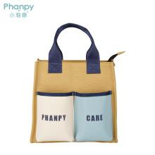 PH100529-1 Phanpy Yichu Mom Bolsa Sacola - Série Colorida Marrom