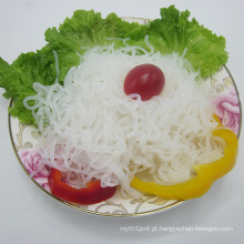 Noodles baixos da dieta de Carb / macarronetes de Shirataki