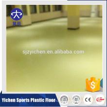 Top vente pvc commercial plancher utilisé intérieur UV MON TEXTE