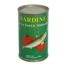 Wholesale 155g Canned Sardine