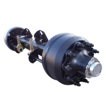 trailer axle with bearing round beam for sale
