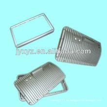 disipador de calor de aluminio de la fabricación de la precisión del OEM