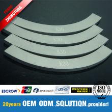 Sharp Cutting Edge Carbide Profiling Blanks Cuchillo