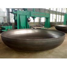 Accesorios de acero de gran diámetro de soldadura sin soldadura