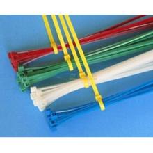 Комплект нейлоновых кабельных стяжек с сертификатами CE