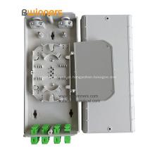 Caixa do bloco terminal da distribuição da sesta da fibra óptica Fdb 12