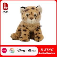 Juguete Animal Leopardo Relleno Peluche Personalizado Mejor Simulación