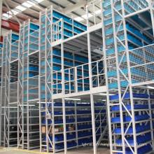 Systèmes de rack avec mezzanine