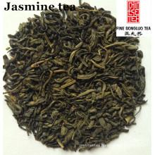 Assorted jasmine flower and green tea blend healthy herbal slimming tea