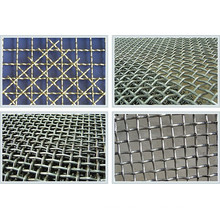 Plain Crimped Weave Crimped Wire Mesh