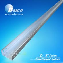 Bandeja de cabo de aço inoxidável (UL, cUL, SGS, IEC, CE, ISO)