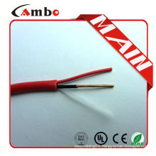 Factory price high quality 1000ft Red FPL FPLR fire alarm cable utp anti fire