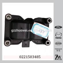 Coil Pack Black bobina de ignição Small atv bobina de ignição para OEM 0221503485
