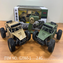 1/16 remote controlled alloy off road vehicle 27M electric race mud desert rc car toy alloy car