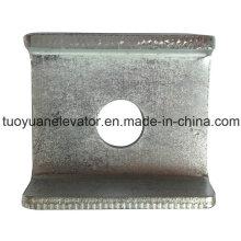 Braçadeira de trilho lateral para peças de elevador (TY-SRC001)