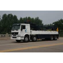 Тяжелые грузовики-рефрижераторы 8 * 4 (ST5381TQZCZ)