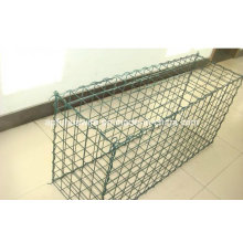 Galvanized or PVC Gabion Box Factory/Hexagonal Wire Netting/Stone Cage/Wire Mesh Fence