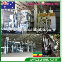 Línea de procesamiento de semillas de chile comino estándar europeo