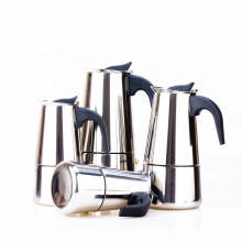Stainless Steel High Quality 2Cup Coffee Kettle /Moka Pot /Mini Coffee Maker