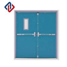 1 2 3 Hour UI Listed American Standard Fire Rated Steel Door And Metal Fire Door