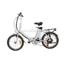 Vélo électrique pliable chinois pas cher prix mini poche pliant vélo électrique