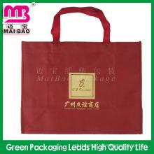 Sacos não tecidos ultra-sônicos duráveis da sacola do saco de compras da impressão maravilhosa